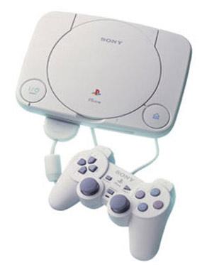 La evolución de la PlayStation.