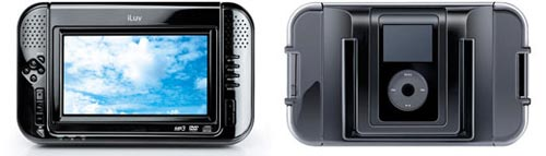 Tech Ticker » Blog Archive » iPod Dock with 7″ screen :  dock ipod accessory tech